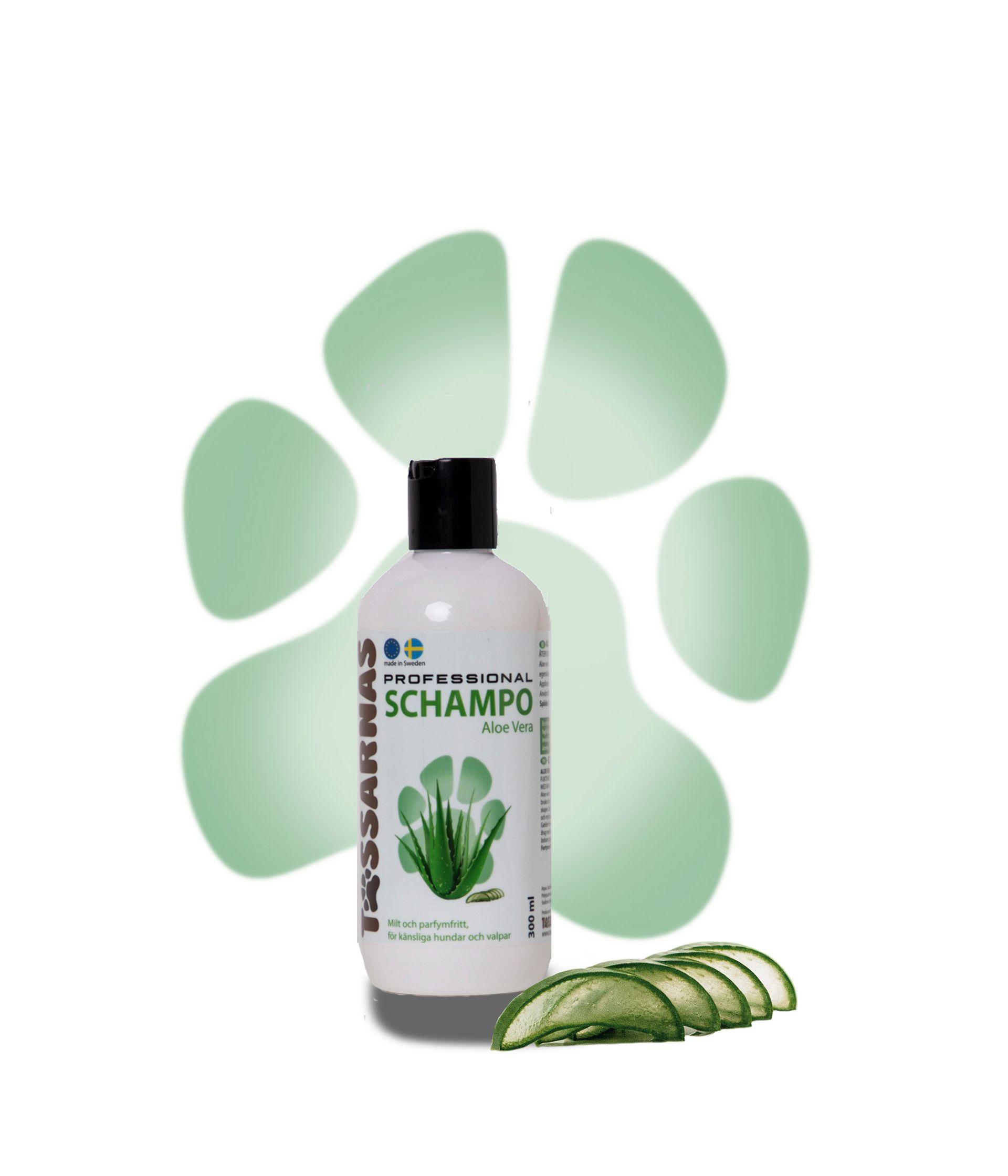 TASSARNAS SCHAMPO ALOE VERA – 300 ml